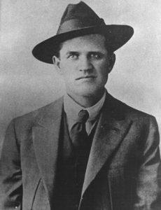 Frank Little. Union Organizer Killed in 1917