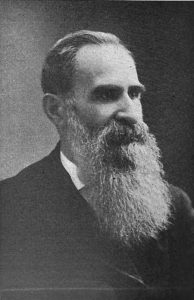 George Reynolds in 1909