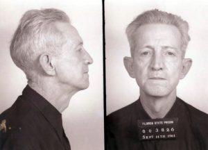 Clarence Earl Gideon in 1961