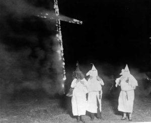 Ku Klux Klan Members in Colorado in 1921