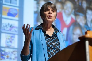 Mary Beth Tinker as an Adult