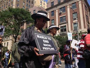 March to End Racial Profiling in Stop and Frisk